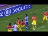Чемпионат Испании 2012-13 / 8-й тур / Депортиво - Барселона / Обзор матча
